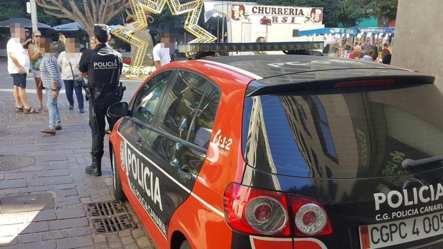 La nueva prueba de inglés para el acceso a la Policía Canaria se lleva a cabo sin incidencias