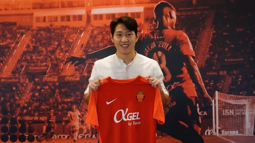 Oficial: El Mallorca anuncia el fichaje de Kang In Lee