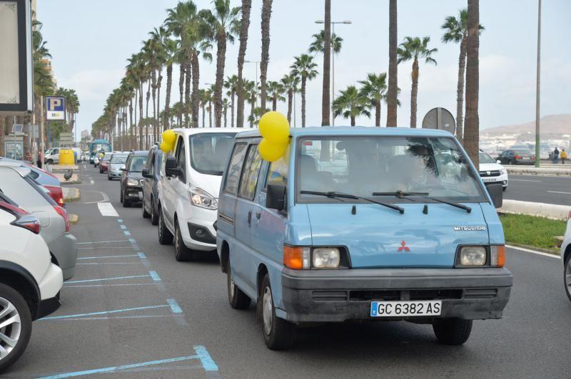 Caravana Trabajadores públicos