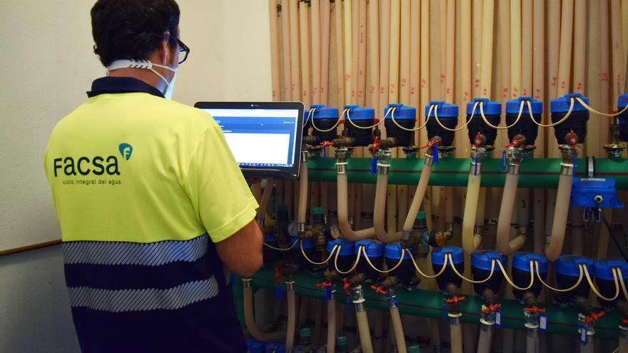 FACSA monitorizará la red de agua de Castelló