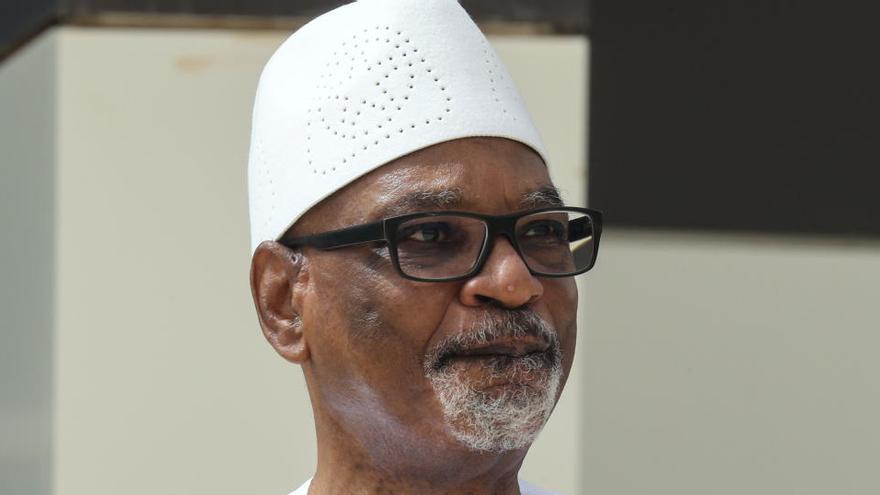 El presidente de Mali dimite ante el golpe de estado
