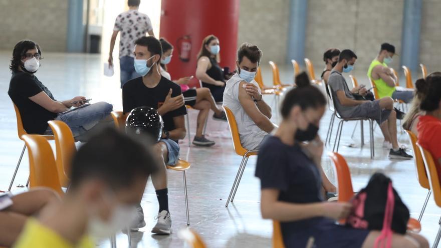 La incidencia del coronavirus en la provincia de Alicante sigue subiendo y ya está en casi 443 casos por 100.000 habitantes