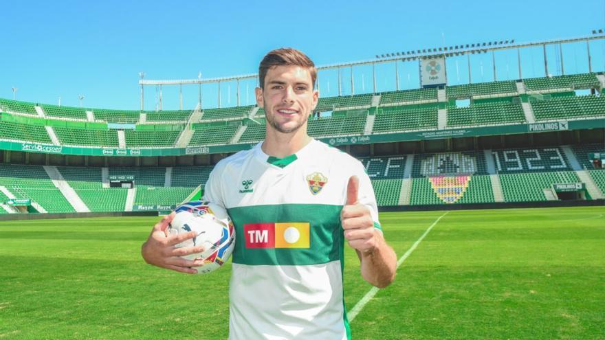 """Lucas  Boyé: """"Soy un futbolista de pelea, al que le gusta el roce y se sacrifica por el equipo"""""""