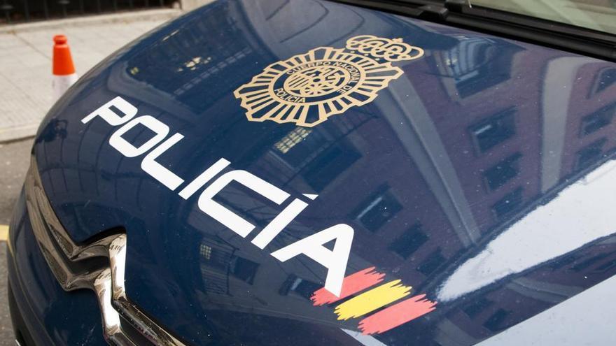 La Policía Nacional de Zamora recupera en media hora la furgoneta robada de Churrería Lorenzo