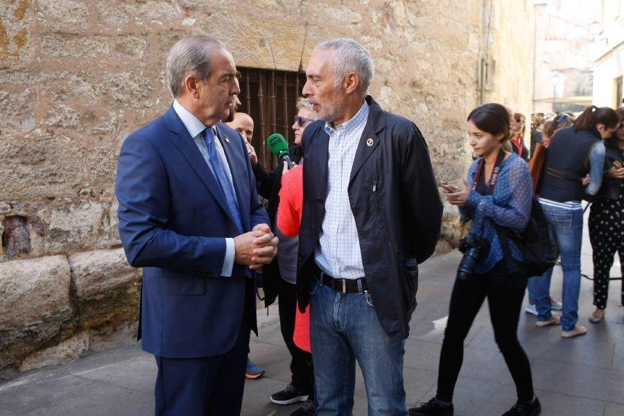 Zamora: Fiesta de la Policía Nacional