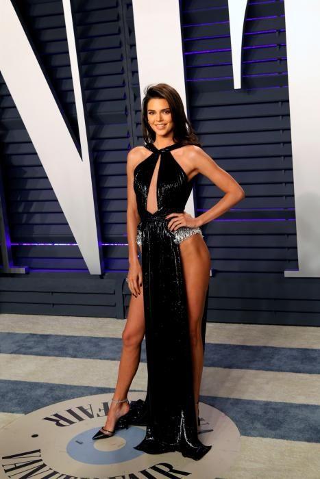 Kendall Jenner, en la fiesta post Oscars 2019