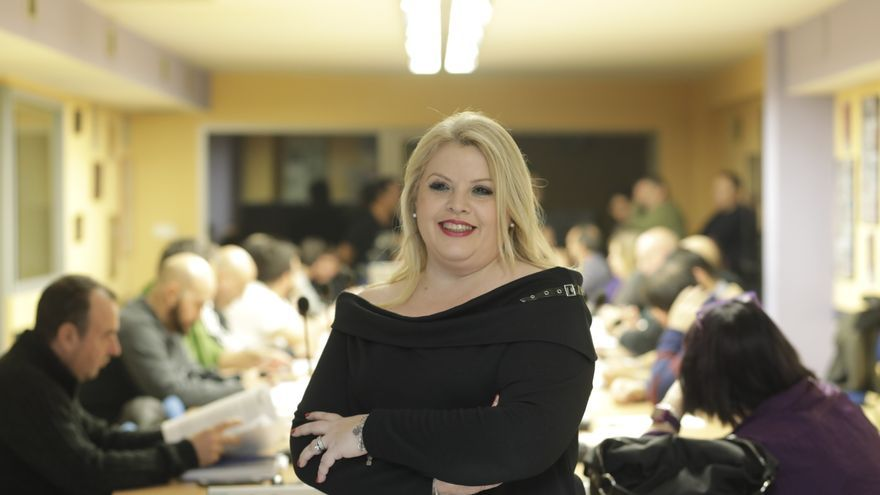 Eva Cerdán repite como presidenta de Interpeñas