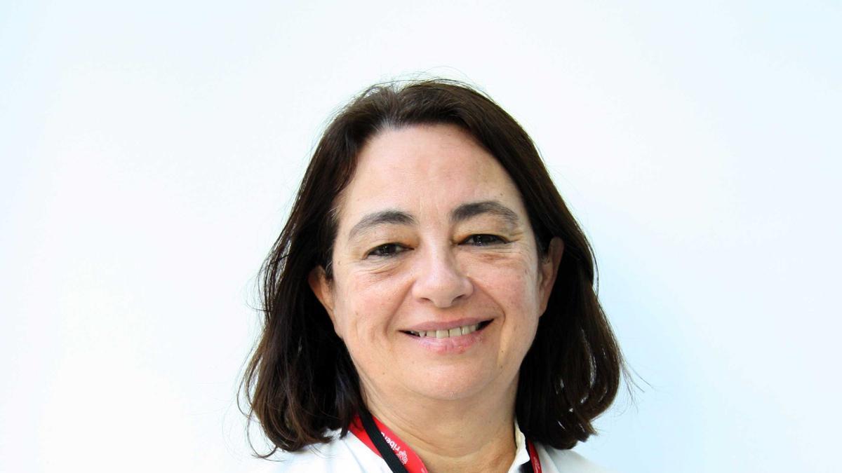 Julia Camps: Jefa corporativa del Área de la Mama del grupo sanitario Ribera.
