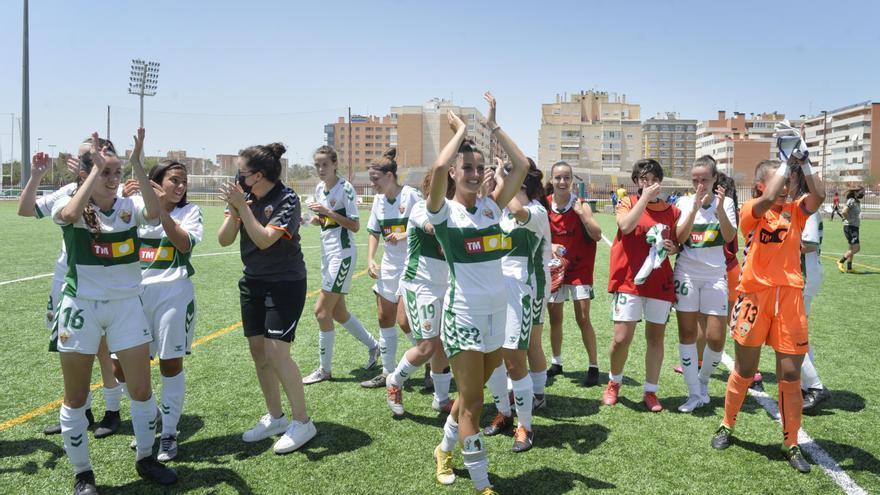 El Elche Femenino jugará en Canarias el sábado (20 horas)