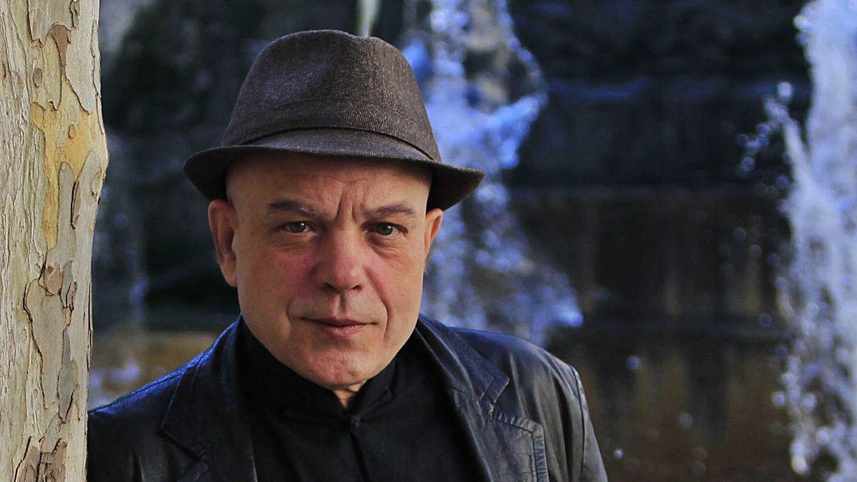 El escritor zamorano Jesús Ferrero.