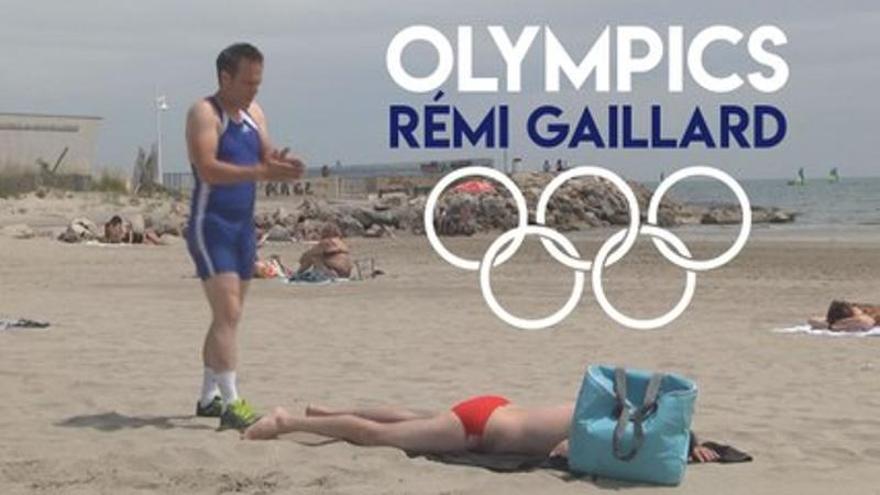 Remi Gaillard y su viral olímpico