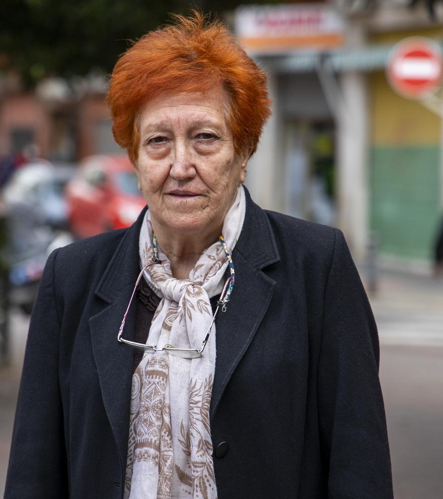 María Ángeles Cinos, presidenta de COPIBAD