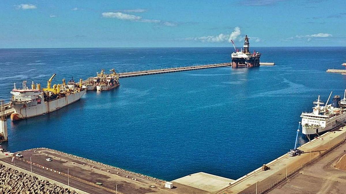 Puerto de Granadilla de Abona. | | E.D.
