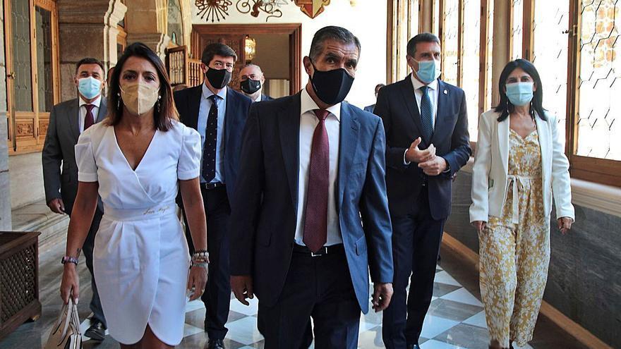 Del Río apela a ganar credibilidad que frene el «descrédito» judicial