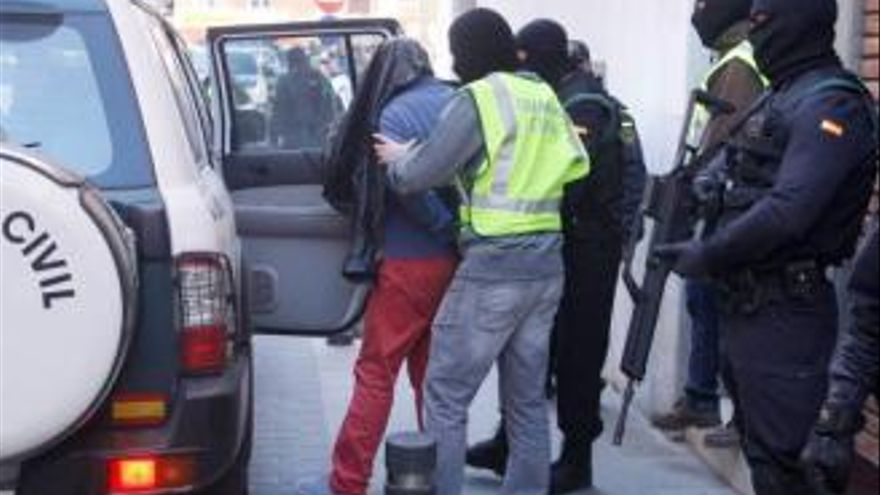 Vuit detinguts en sis anys acusats de gihadisme ales comarques de Girona