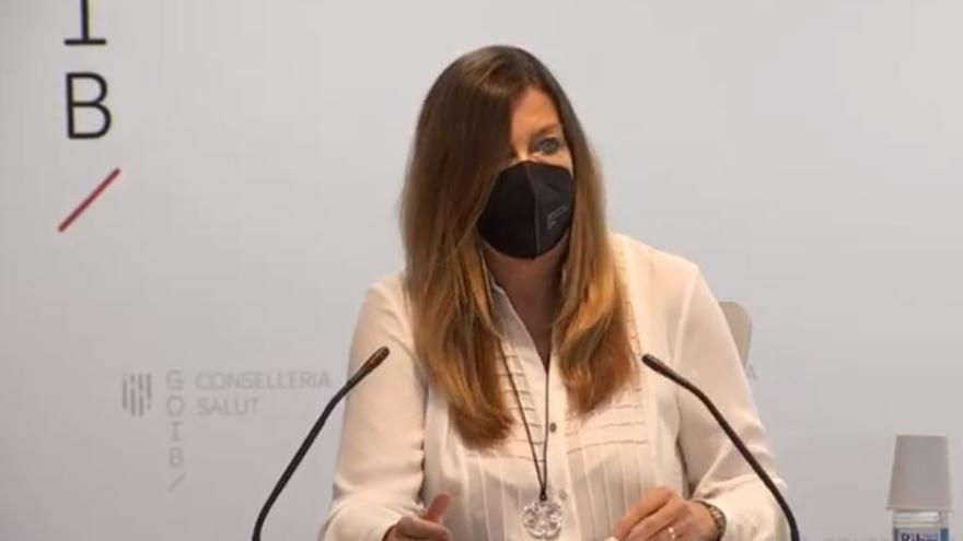 Patricia Gómez comparece  para valorar la reunión del Consejo Interterritorial de Salud