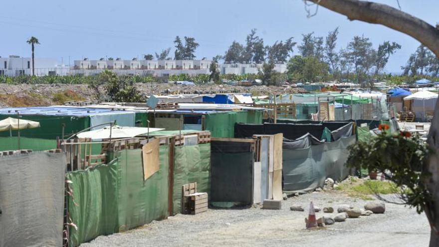El Pajar, un asentamiento entre crisis  y turismo