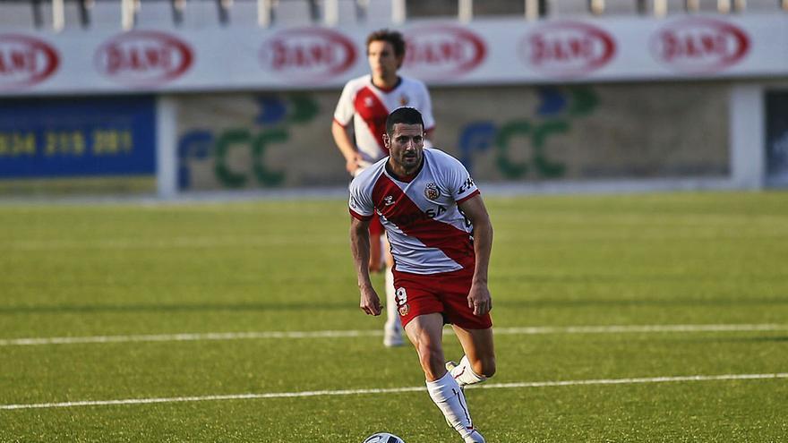 Manuel Salinas: «Si juego y le marco un gol a la Peña no lo celebraré»