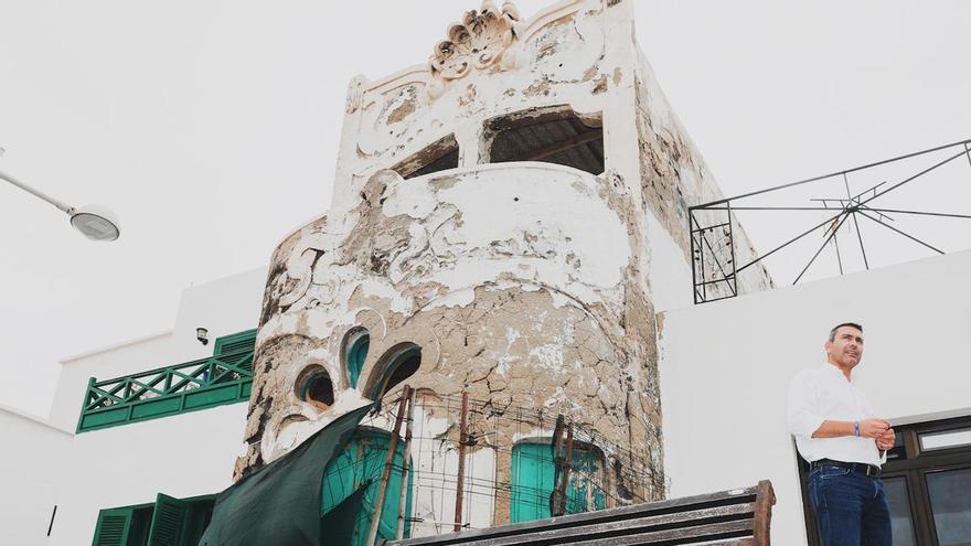 Teguise pide que se salve el único edificio modernista de Lanzarote