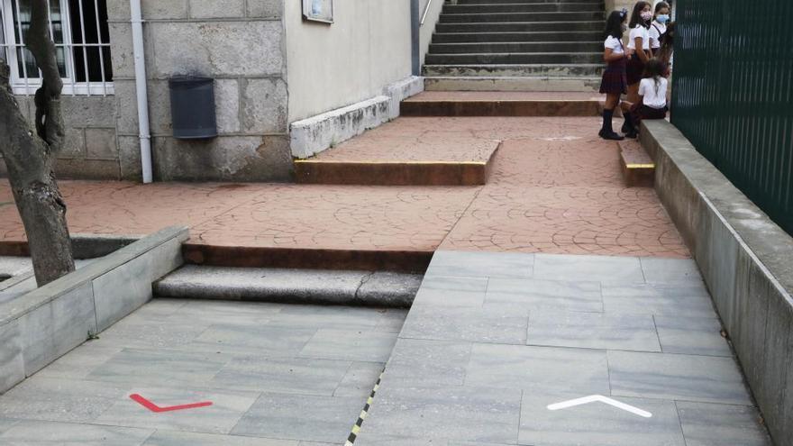 Presuntas víctimas de abusos en un colegio de Vigo exigirán responsabilidades