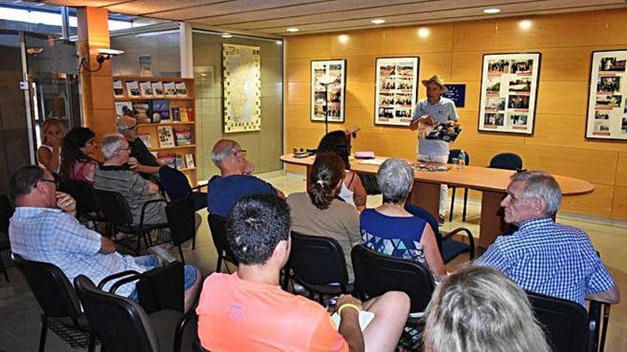 Berga acollirà un taller de la pau a cura del mediador Andreu Ginestet