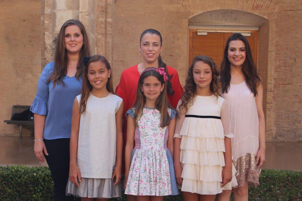 Candidatas del Pilar-Sant Francesc