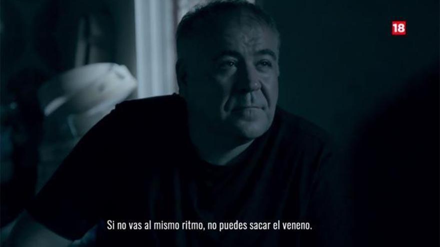 Antonio García Ferreras se adentra en el mundo del narcotráfico con 'Estrecho'