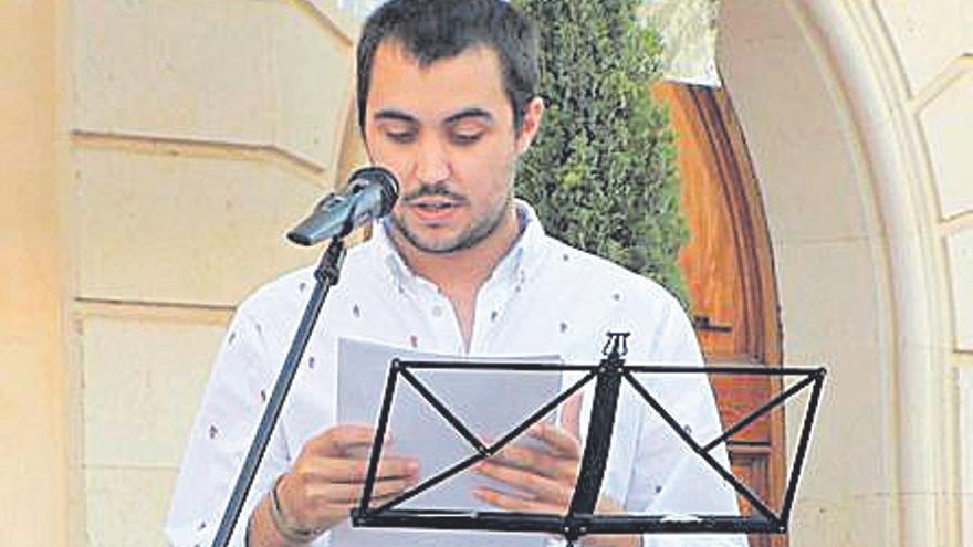 El investigador Mateu Fullana, pregonero de las fiestas de Sant Victorià de Campanet