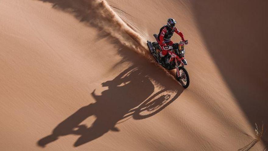 """Barreda cede el liderato en una de las etapas """"más duras"""" del Dakar"""