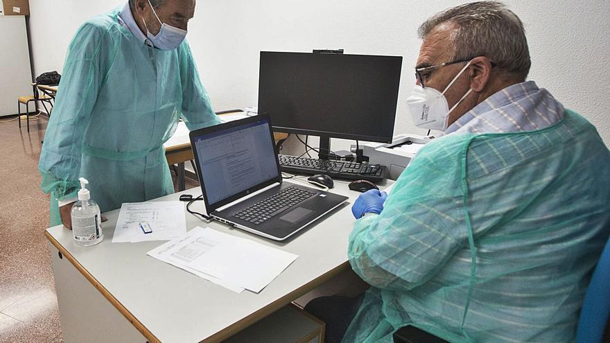 Investigadores de la provincia validan al 100% un novedoso test que marca el nivel de inmunización