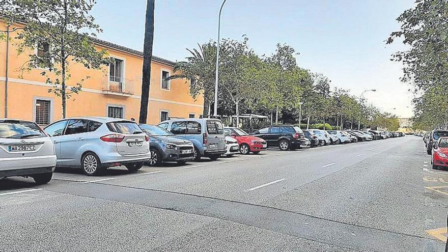El Consistorio deniega un nuevo paso de peatones ante la escoleta de Son Fuster Nou