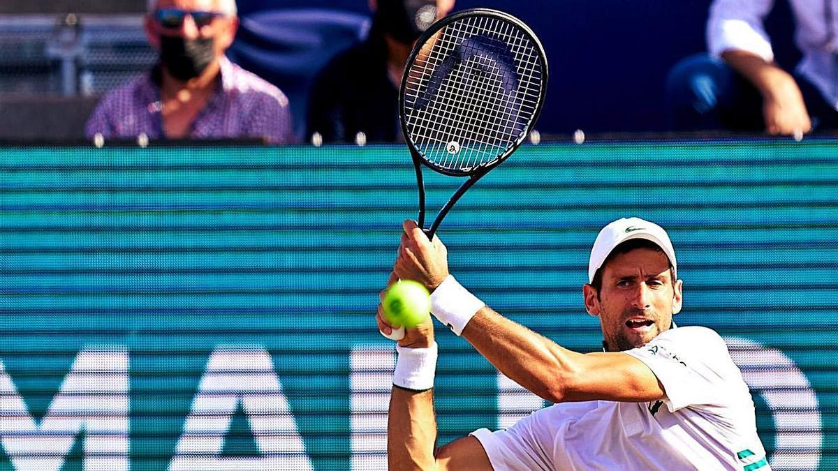 Djokovic:«Me estoy sintiendo bien sobre hierba» | @MALLORCACHAMPS
