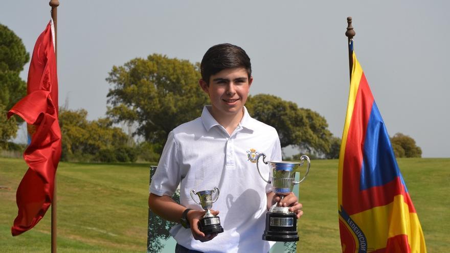El cadete madrileño Sergio Jiménez logra el título nacional sub 18 en Córdoba