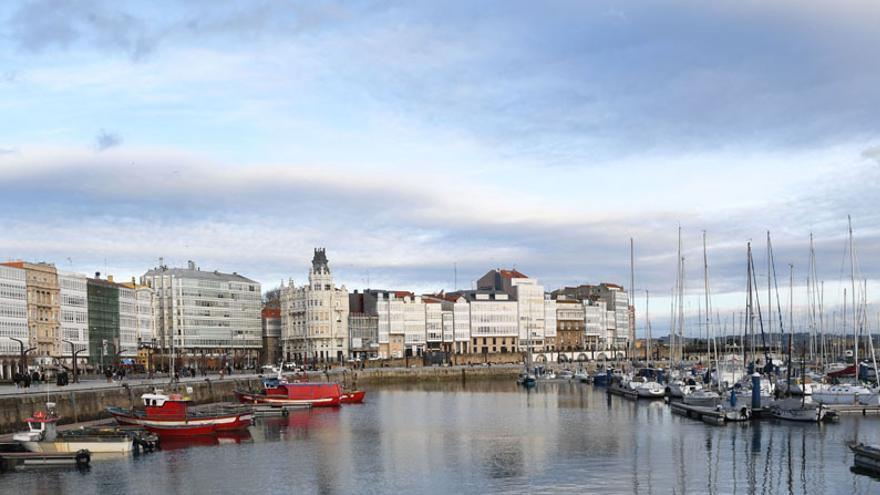Galicia sigue por ahora bajo influencia del anticiclón
