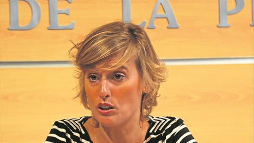 Ruiz confía en un «entendimiento» con Diputación por su funcionaria
