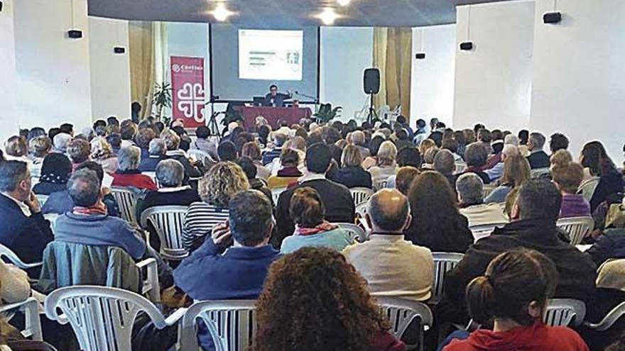 Cáritas Mallorca presenta en Lluc  su plan estratégico hasta 2023