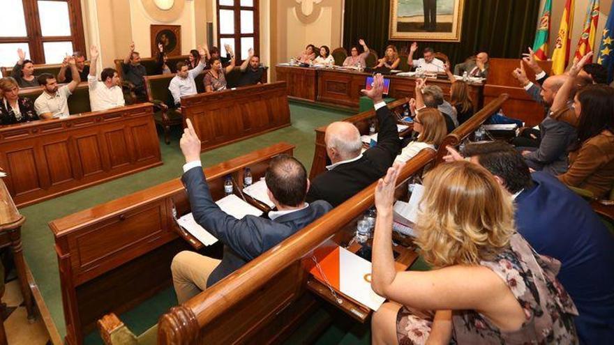 Sigue en directo el pleno del Ayuntamiento