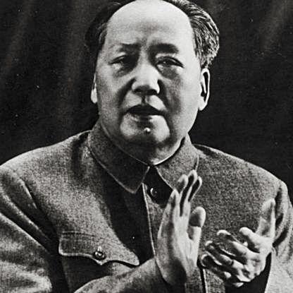 Mao Tse Tung/Mao Zedong (1893-1976).