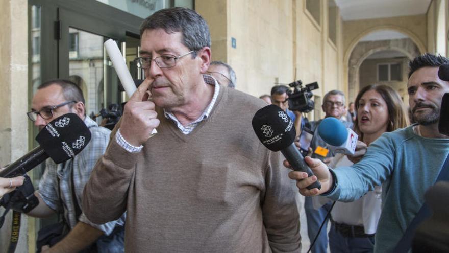 Veredicto   Absueltos los siete acusados del asesinato del alcalde de Polop