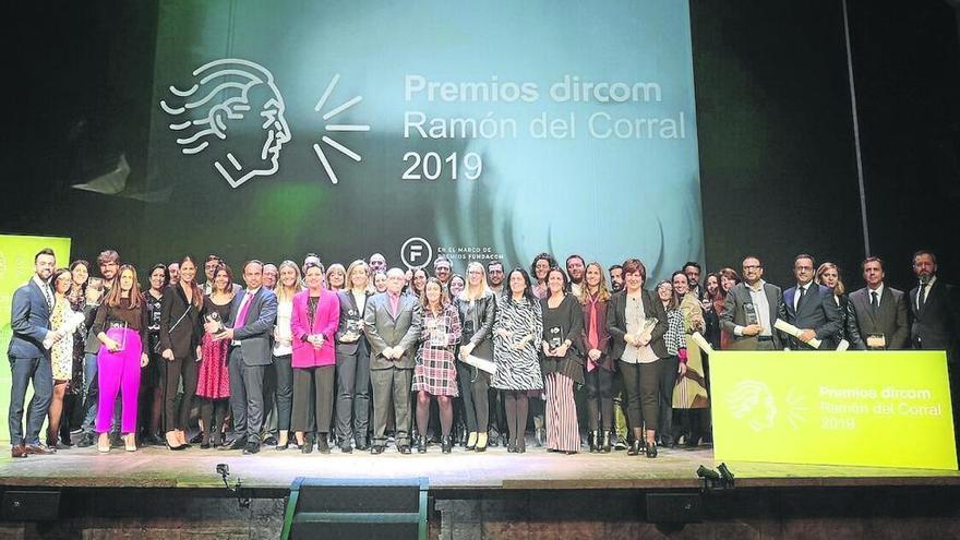 Abierto el plazo para participar en los Premios Dircom Ramón del Corral