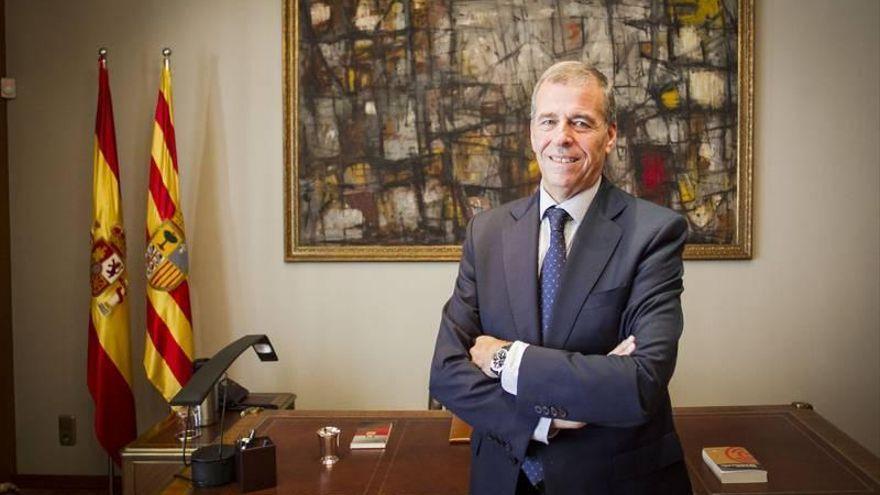 """Antonio Cosculluela, exalcalde de Barbastro, dimite como concejal """"para dejar paso a otras personas"""""""