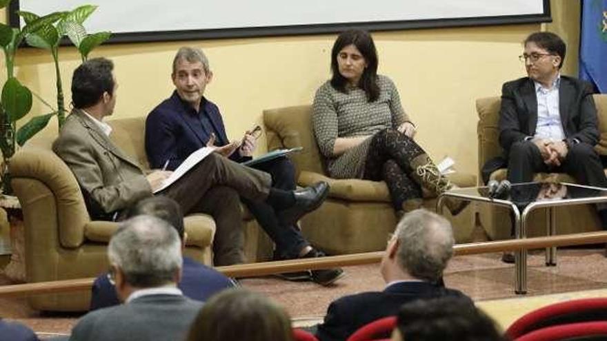 """La energía fotovoltaica es una """"oportunidad"""" para Asturias, afirman los productores"""