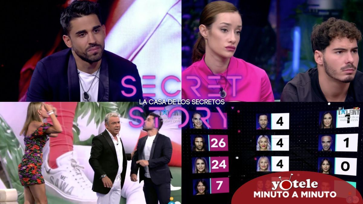 Miguel Frigenti expelled, Adara becomes a contestant and four new nominees