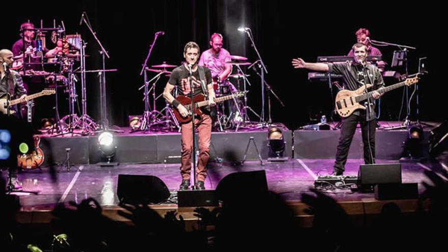 Sixto Armas y Los Irresixtibles abren los conciertos de 2017 en San Martín