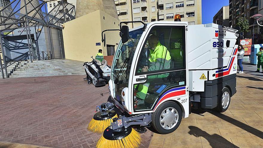El tribunal da vía libre a adjudicar el nuevo contrato de la basura de Elche
