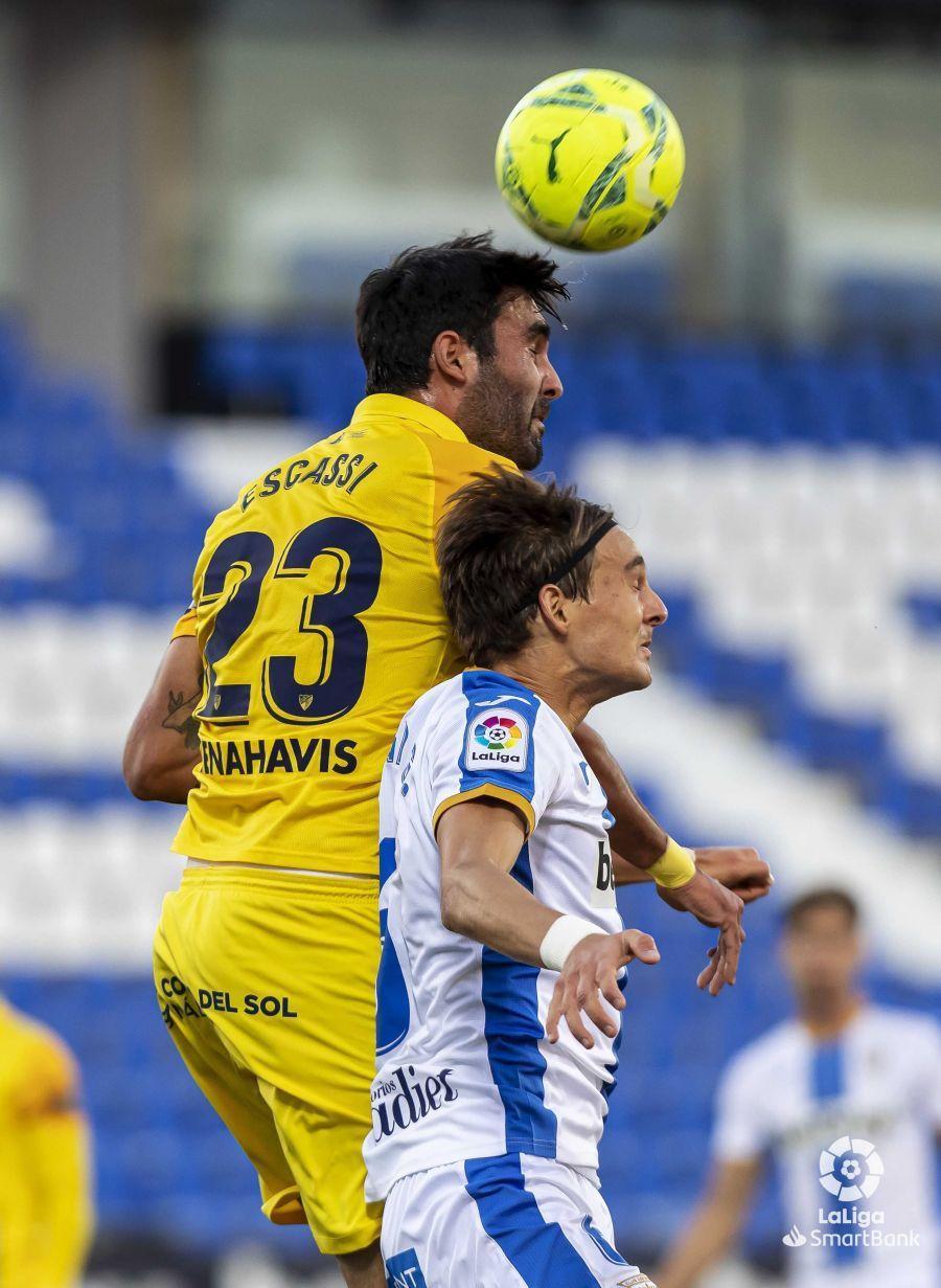 Liga SmartBank | CD Leganés - Málaga CF