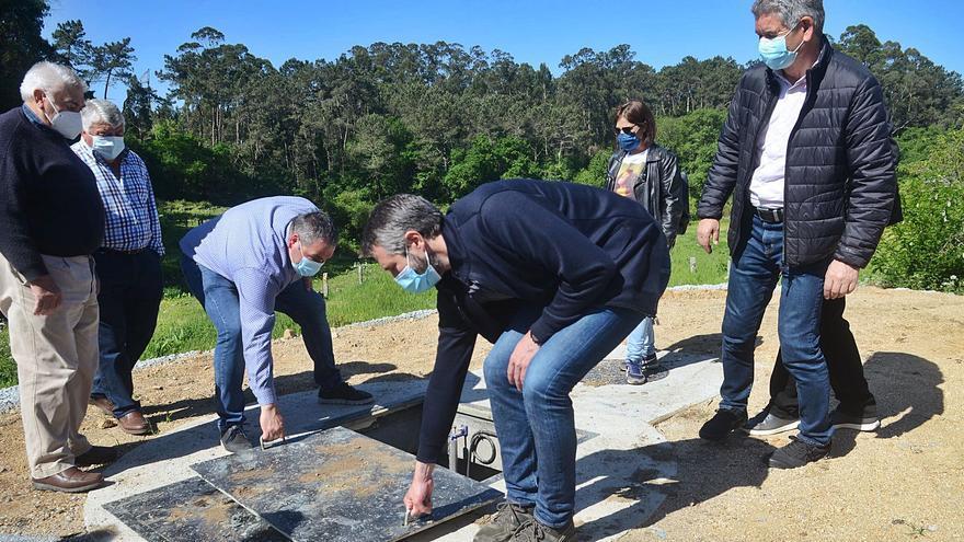 La aldea de Pedramogueira: adiós al último reducto de las fosas sépticas en Vilagarcía