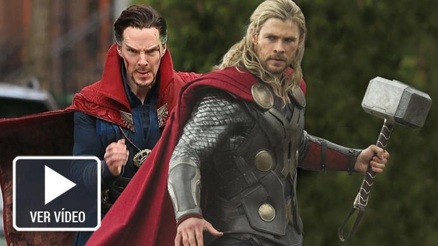 Todos los cameos 'secretos' de 'Thor: Ragnarok'