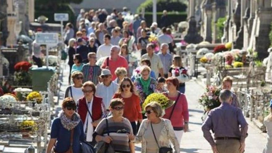 Friedhofsbesuche zu Allerheiligen in Palma nur mit Vorabtermin