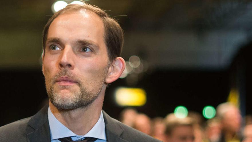 El PSG anuncia el fitxatge de Thomas Tuchel per dues temporades